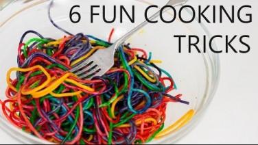 6 Fun Cooking Tricks
