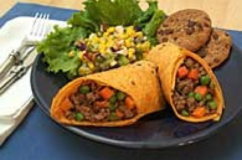 Hearty Chuck Wagon Wrap
