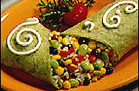 Confetti Rice Wrap