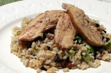 Persian Chicken, Made Easy