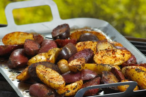Grilled Potatoes? That's Right – Get Your Grill On!